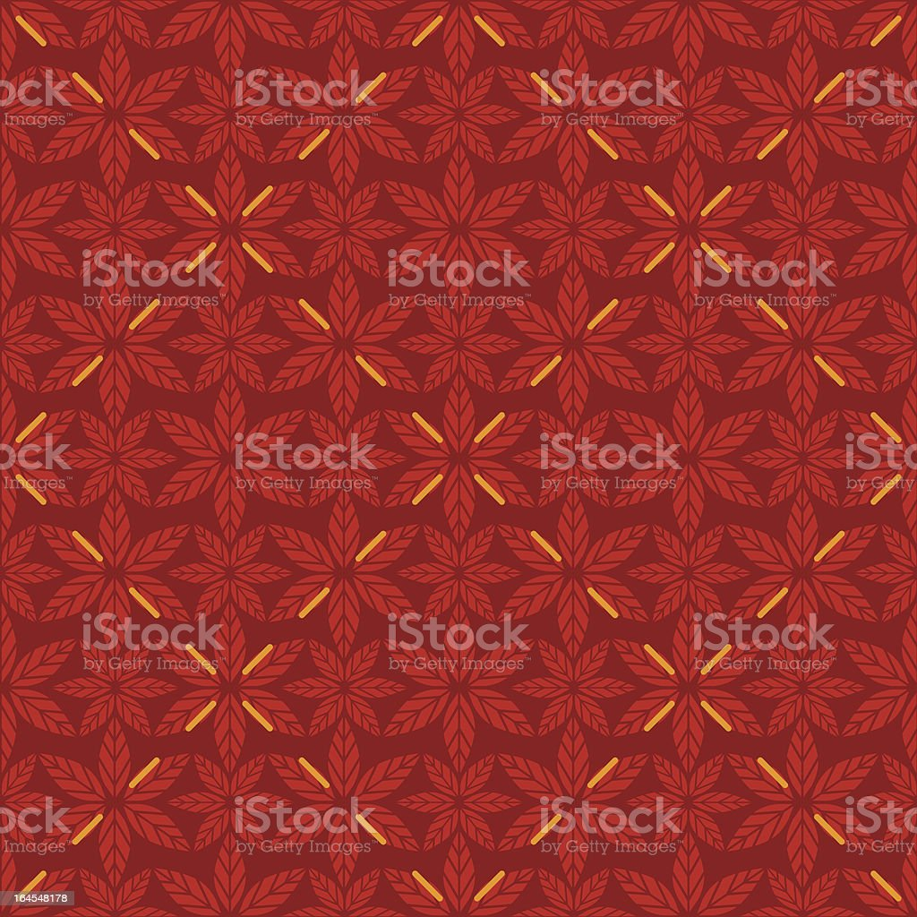 Poinsettia Swatch royalty-free poinsettia swatch stock vector art & more images of backgrounds