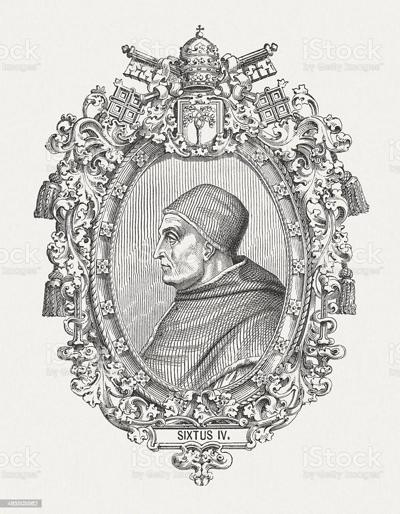 シクストゥス 4 世14141484 1878...