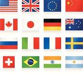 Popular Flags