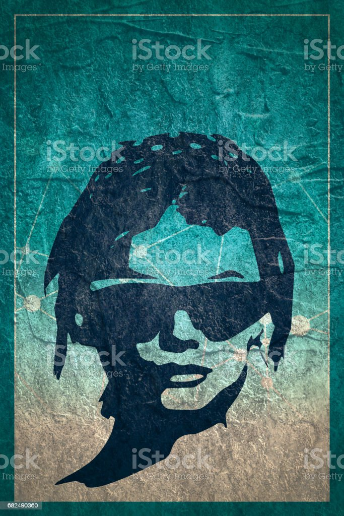 Portrait of beautiful woman in black sunglasses. royalty-free portrait of beautiful woman in black sunglasses stock vector art & more images of adult