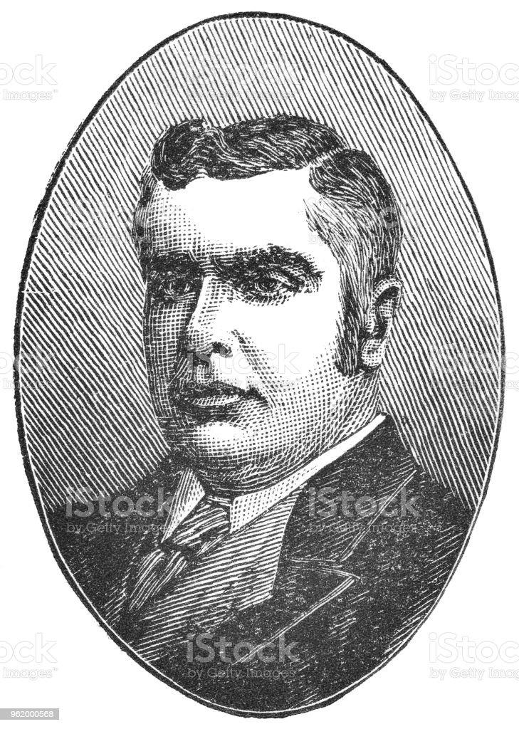 カナダ 19 世紀の第 4 総理大臣...