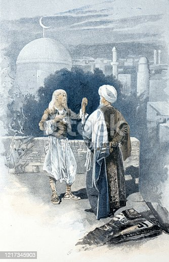 istock Power of islam 1217345903