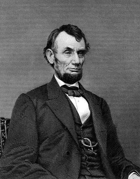 427 Abraham Lincoln Illustrations Clip Art Istock
