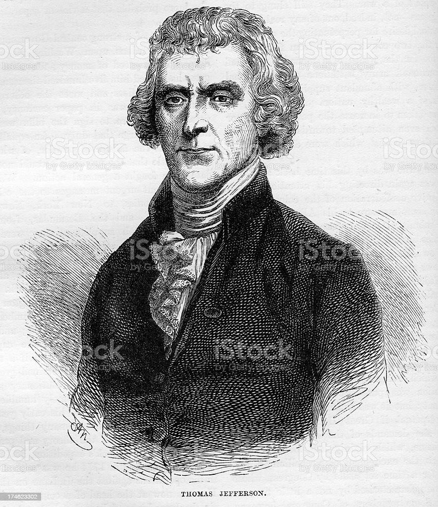 President Thomas Jefferson royalty-free president thomas jefferson stock vector art & more images of 1880-1889