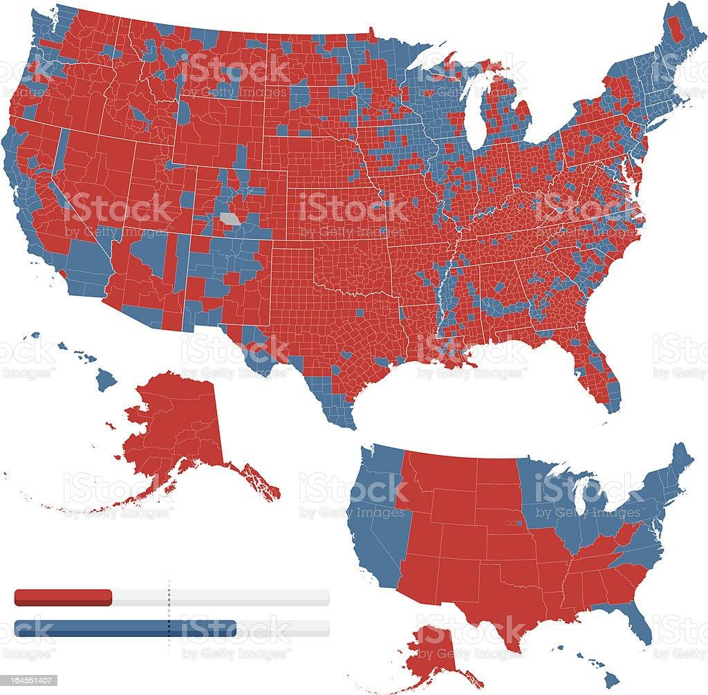 大統領選挙結果 2008 年 - アメ...