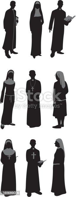 Priests and Nuns