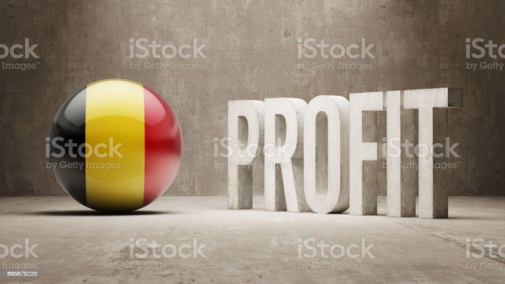 Profit Concept royalty-free profit concept 3차원 형태에 대한 스톡 벡터 아트 및 기타 이미지