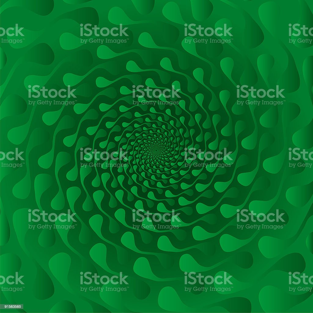 Pseudo spiral 03 royalty-free pseudo spiral 03 stock vector art & more images of artificial