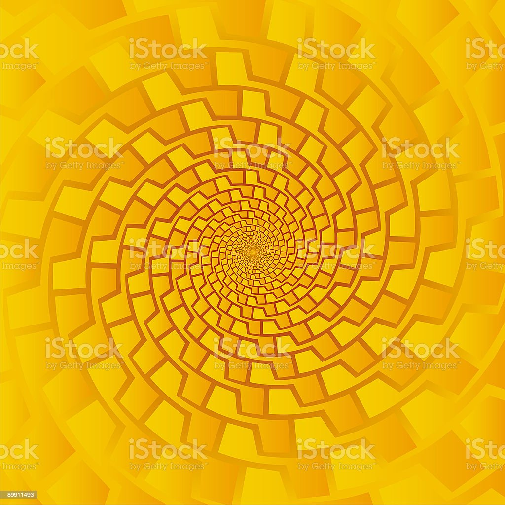 Pseudo spiral 04 royalty-free pseudo spiral 04 stock vector art & more images of artificial
