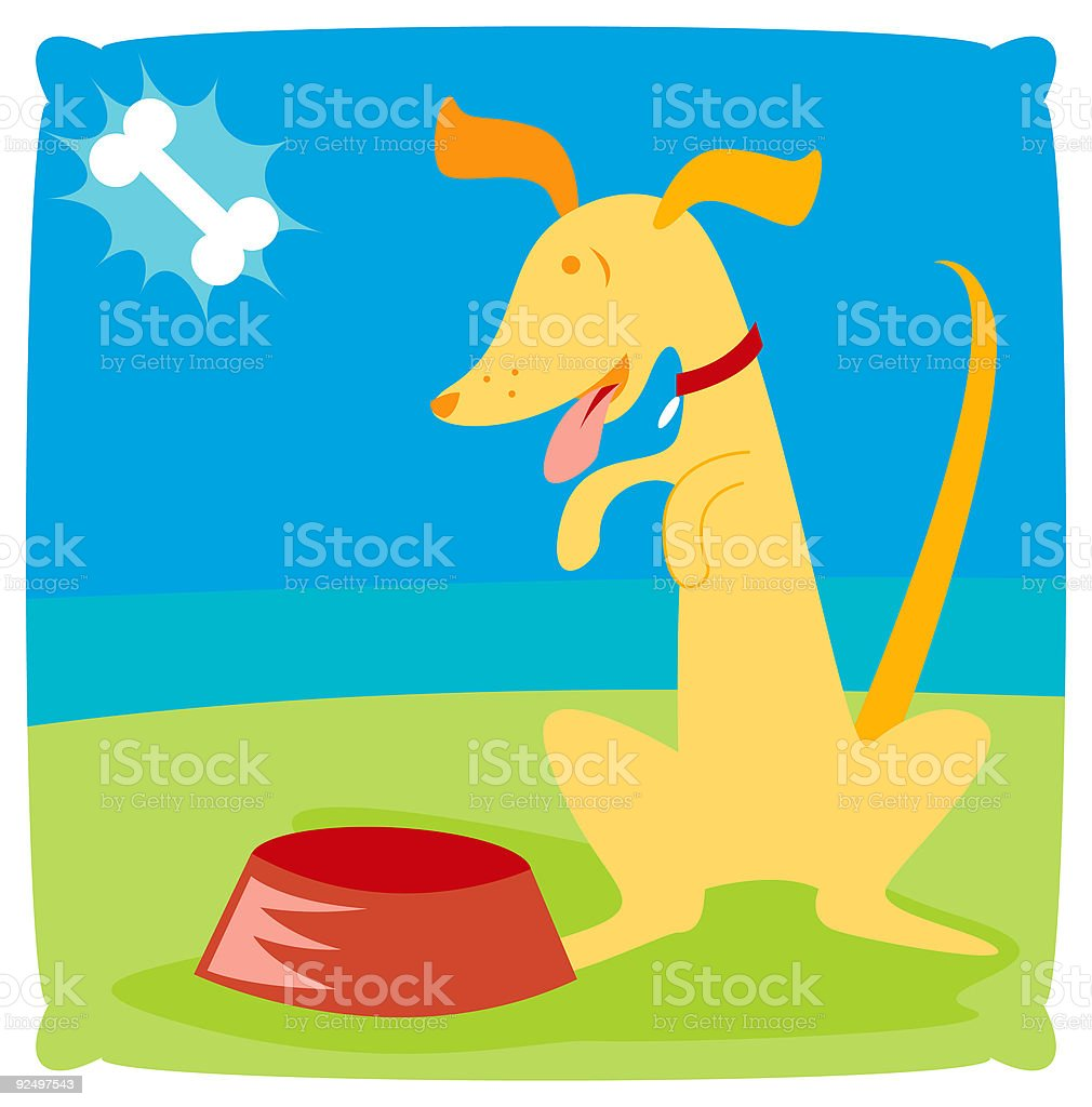 Puppy Beg royalty-free puppy beg stock vector art & more images of animal