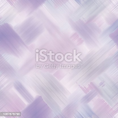 Purple abstract background. Colored paint brush strokes imitation. Square art composition