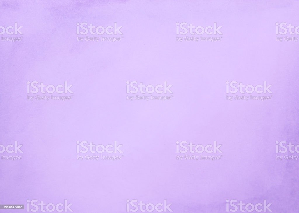 Purple watercolor background - abstract texture vector art illustration