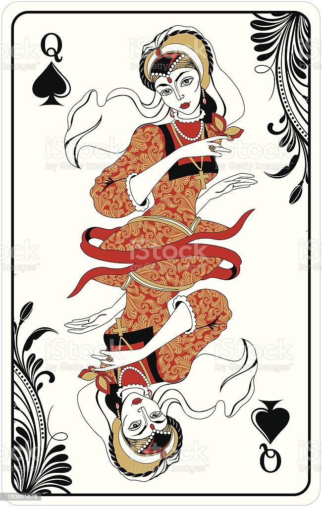 пиковая дама карточная игра