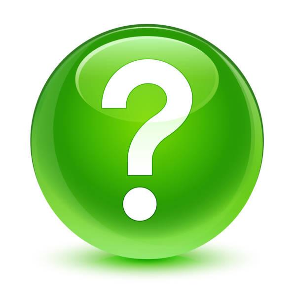 Green Question Mark Illustrations, Royalty-Free Vector ...