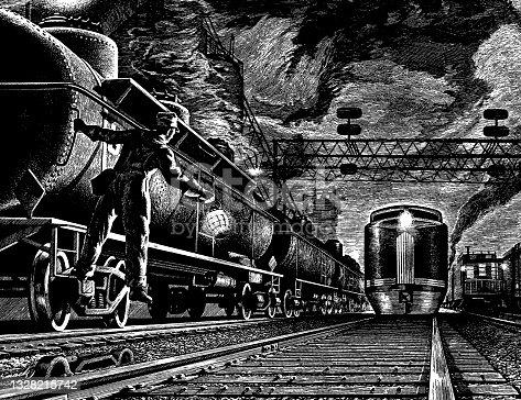 istock Railroad Yard 1328215742