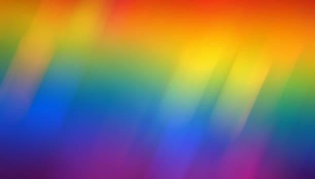 Rainbow Colorful Background vector art illustration