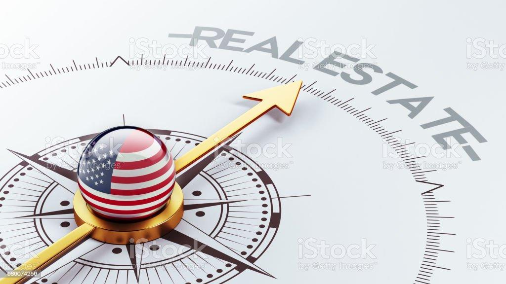 Real Estate Concept vector art illustration