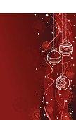 """Christmas Background, Vector Illustration"""
