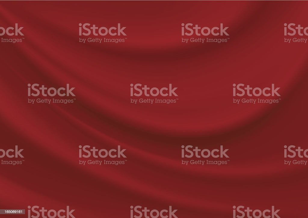 Red cloth royalty-free red cloth stock vector art & more images of arts culture and entertainment