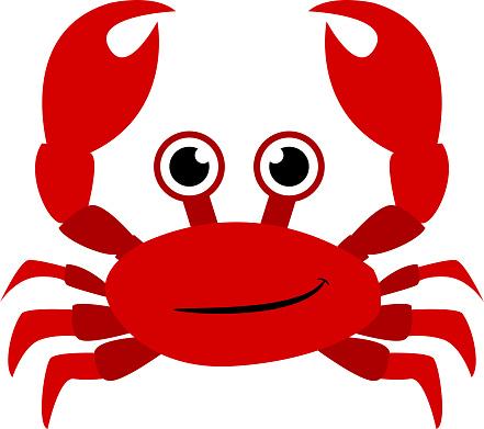Red crustacean