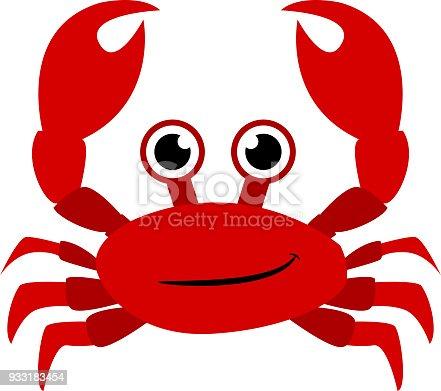 istock Red crustacean 933183454