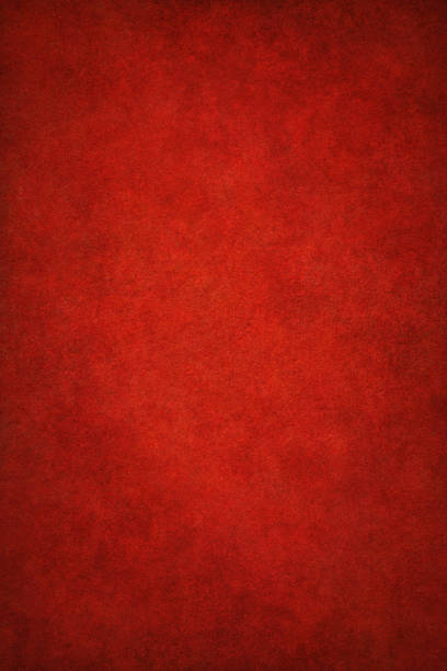 red grunge background - textured effect stock illustrations