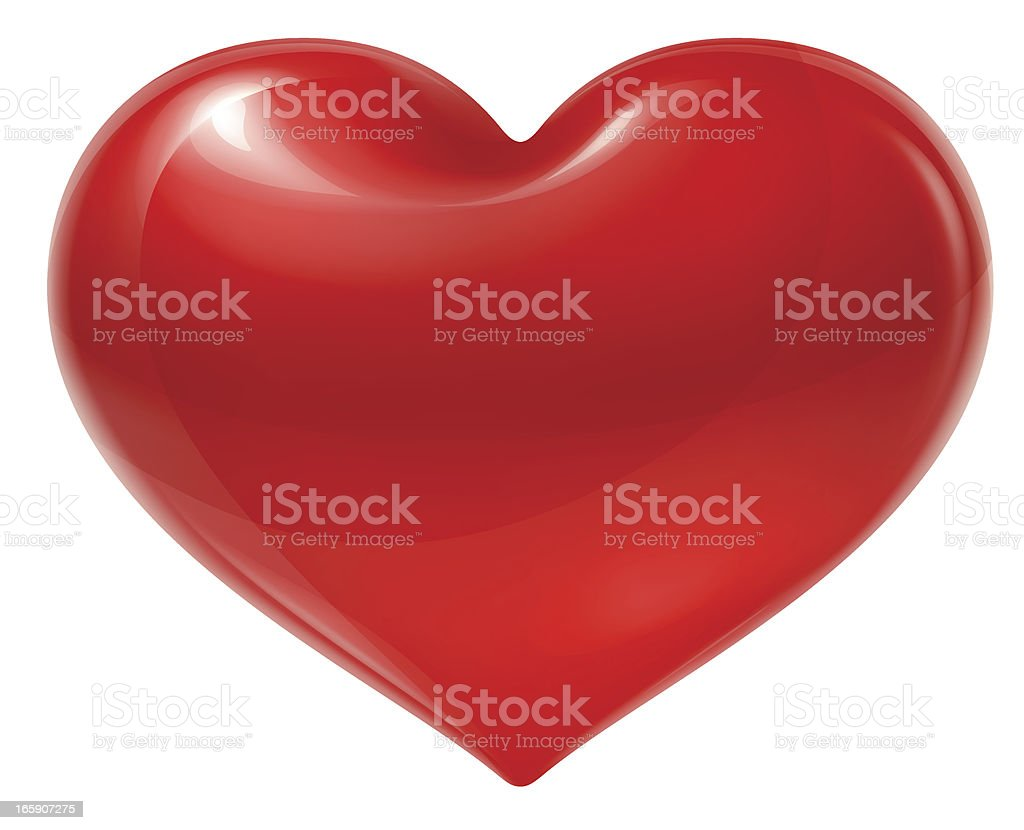 Red heart royalty-free red heart stock vector art & more images of clip art