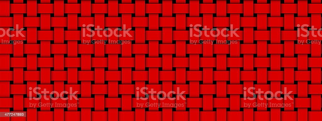 red lattice pattern royalty-free stock vector art