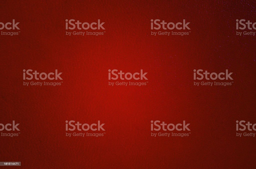 Red leather vector art illustration