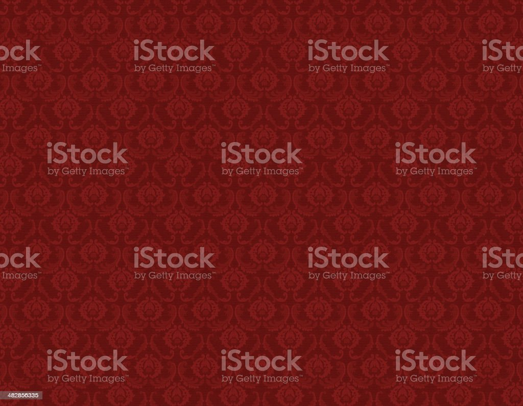 Red Luxurious Wallpaper royalty-free red luxurious wallpaper stock vector art & more images of abstract