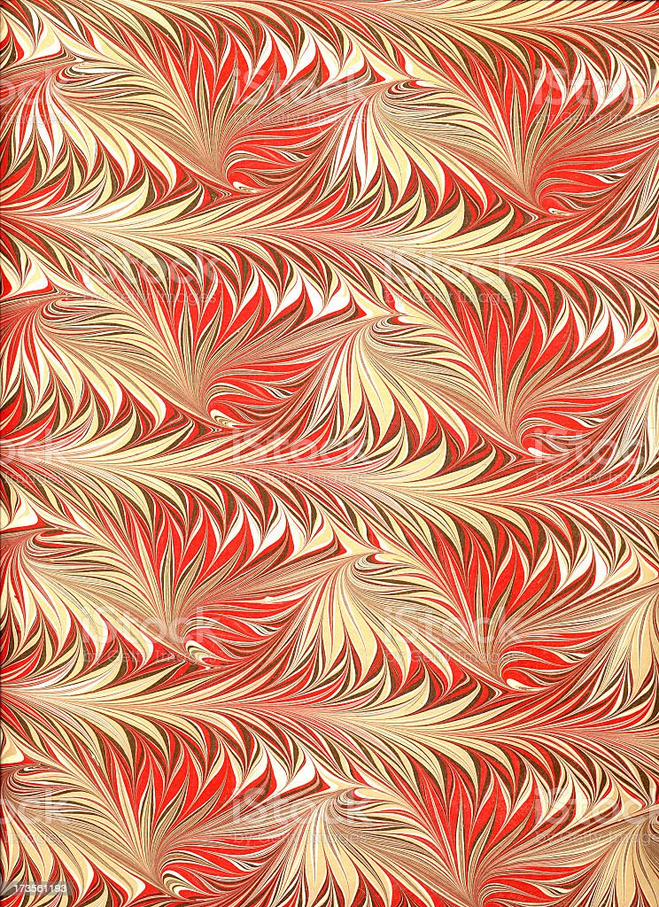red marbled royalty-free stock vector art