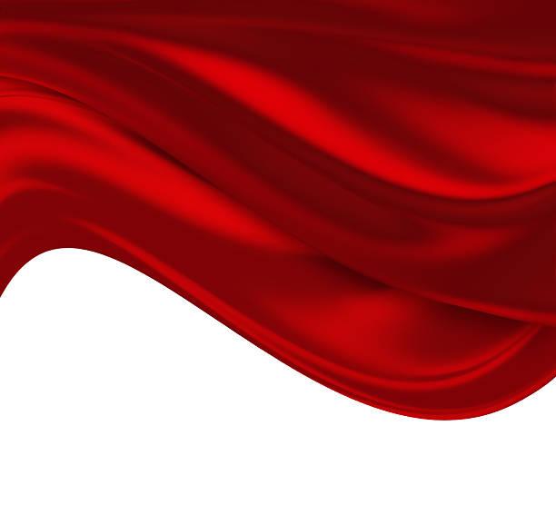 bildbanksillustrationer, clip art samt tecknat material och ikoner med red silk - red silk