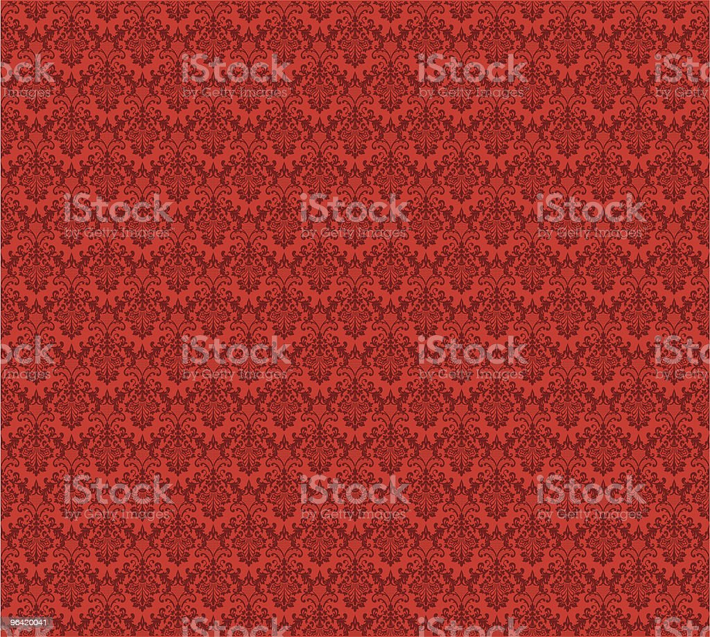 Red Velvet Wallpaper Royalty Free Stock Vector Art Amp More Images