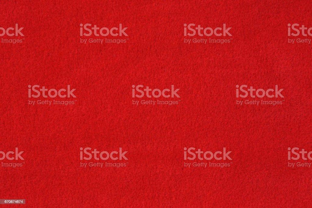 Red woolen baize texture background - Illustration vectorielle