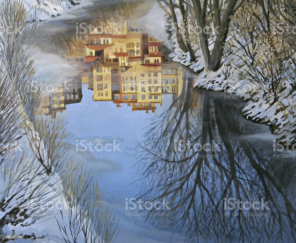 Reflections royalty-free reflections stock vector art & more images of art product