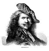 Rembrandt Harmenszoon van Rijn 1606 - 1669