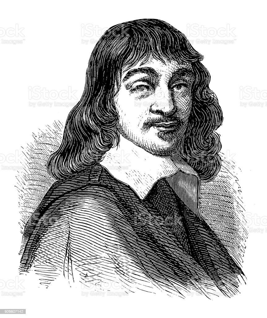 René Descartes War Ein Französischer Philosoph Mathematiker Und ...