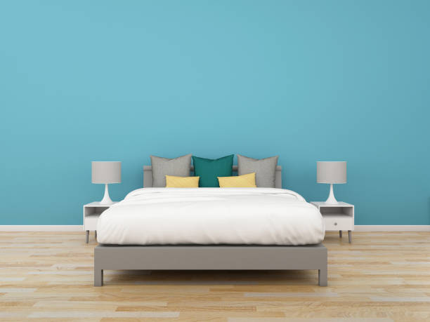 Top 60 Empty Bedroom Clip Art Vector Graphics And Illustrations