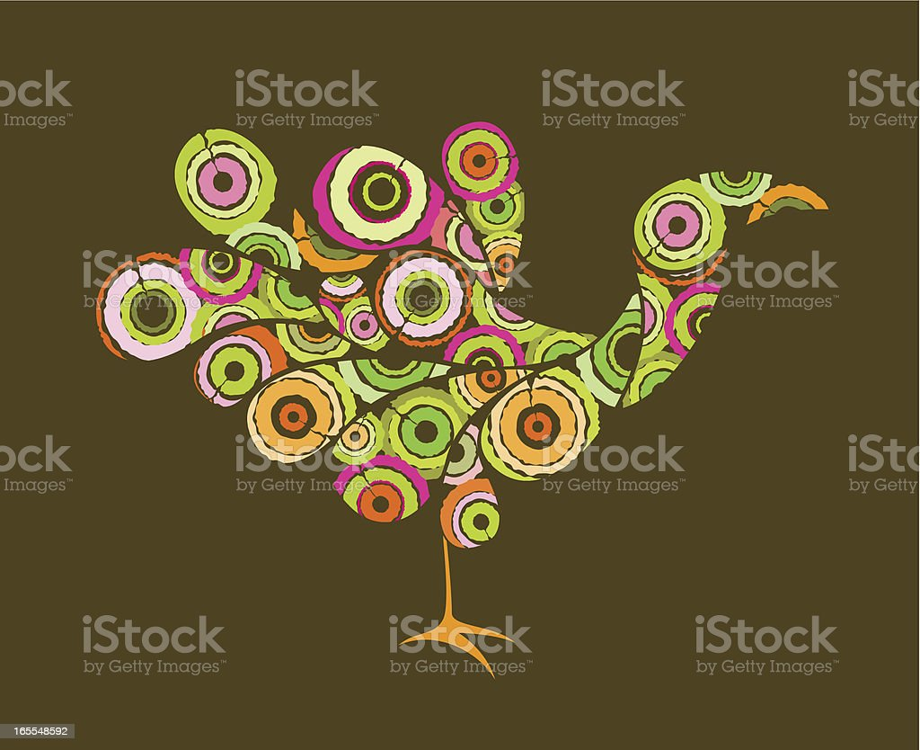 Retro bird royalty-free retro bird stock vector art & more images of abstract