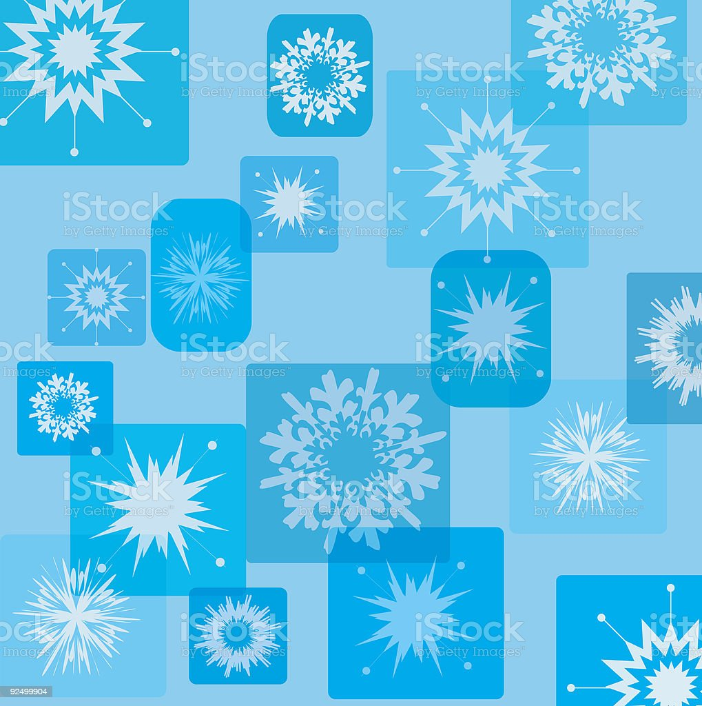 Retro snow royalty-free retro snow stock vector art & more images of abstract