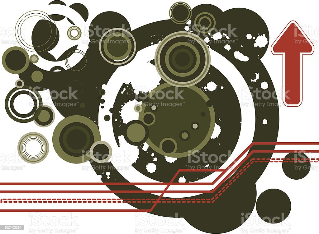 Retro Vector royalty-free retro vector stock vector art & more images of 70-79 years