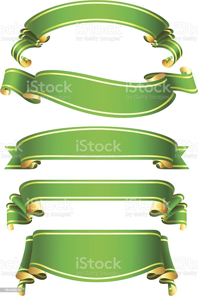 ribbon banners royalty-free ribbon banners stock vector art & more images of arts culture and entertainment