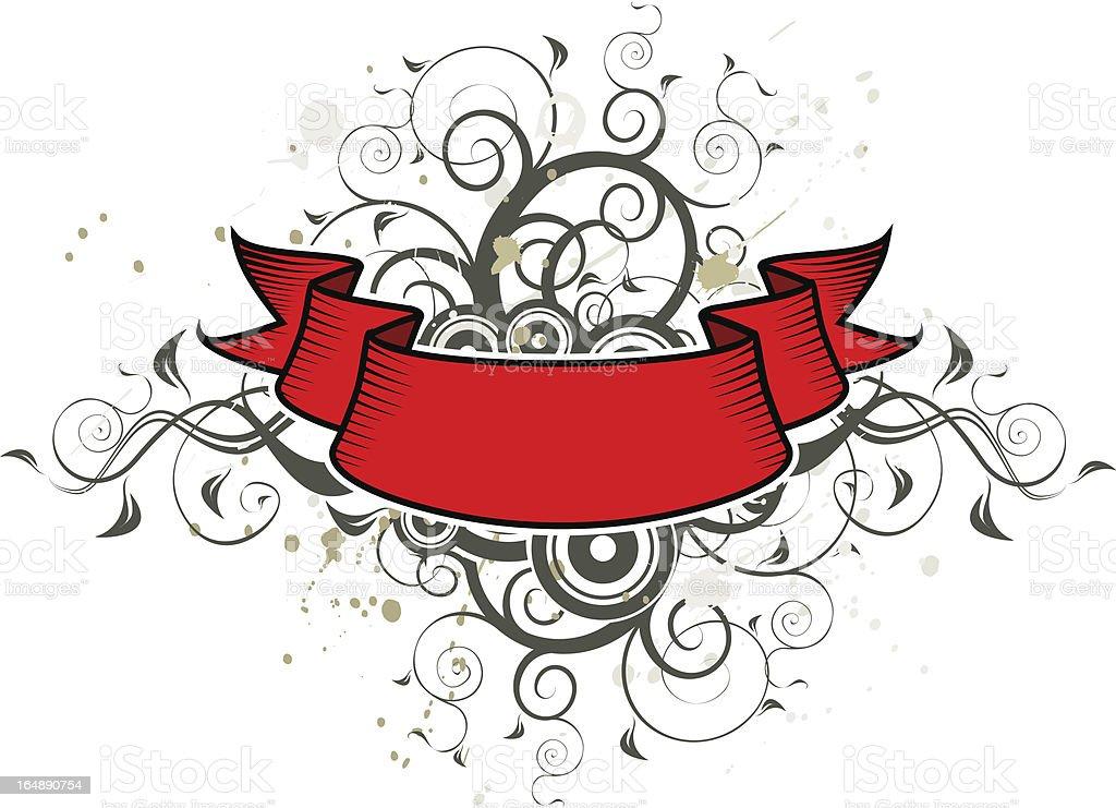 Ribbon royalty-free ribbon stock vector art & more images of abstract