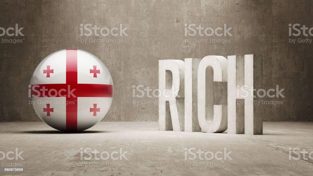 Rich Concept rich concept - arte vetorial de stock e mais imagens de abundância royalty-free