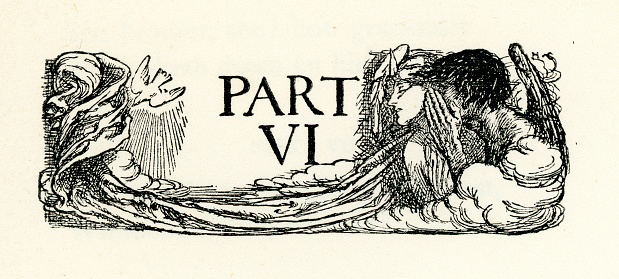 Rime of the Ancient Mariner - Chapter heading