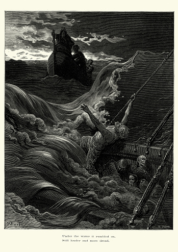 Rime of the Ancient Mariner - more dread