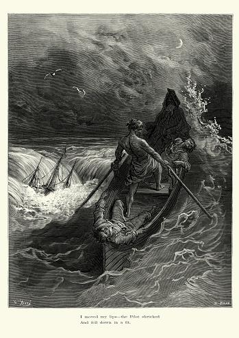 Rime of the Ancient Mariner -  Pilot shrieked