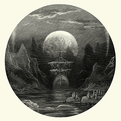 Rime of the Ancient Mariner - The Ghost Ship