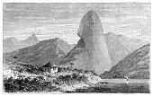 istock Rio de Janeiro Brazil with Guanabara Bay and Sugar Loaf 1304610949