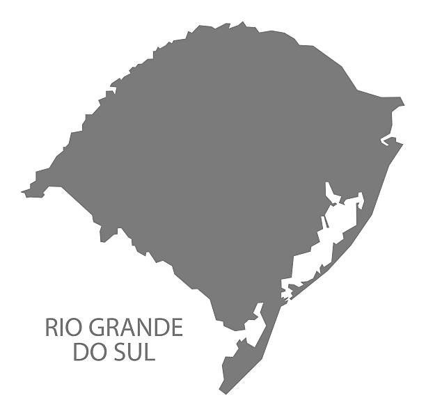Royalty Free Rio Grande Do Sul Clip Art, Vector Images ...